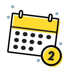 Kumon daily schedule